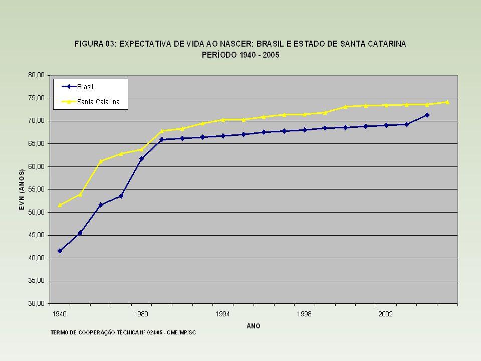 DIAGNÓSTICO Região Sul População Atendida por Rede Coletora de Esgoto Fonte: SNIS 2006
