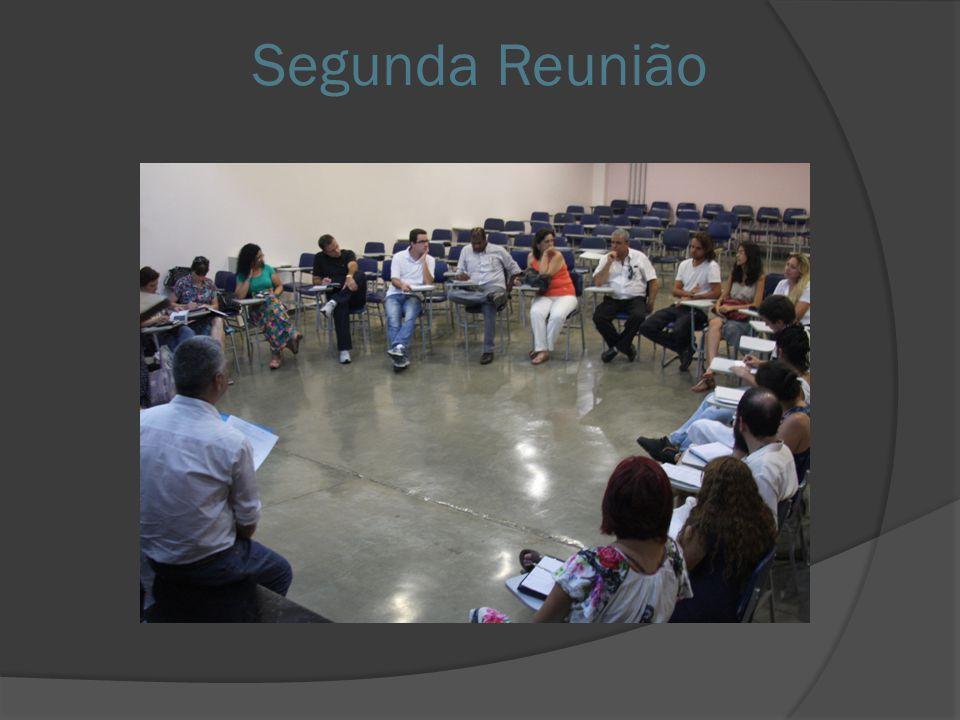 Segunda Reunião