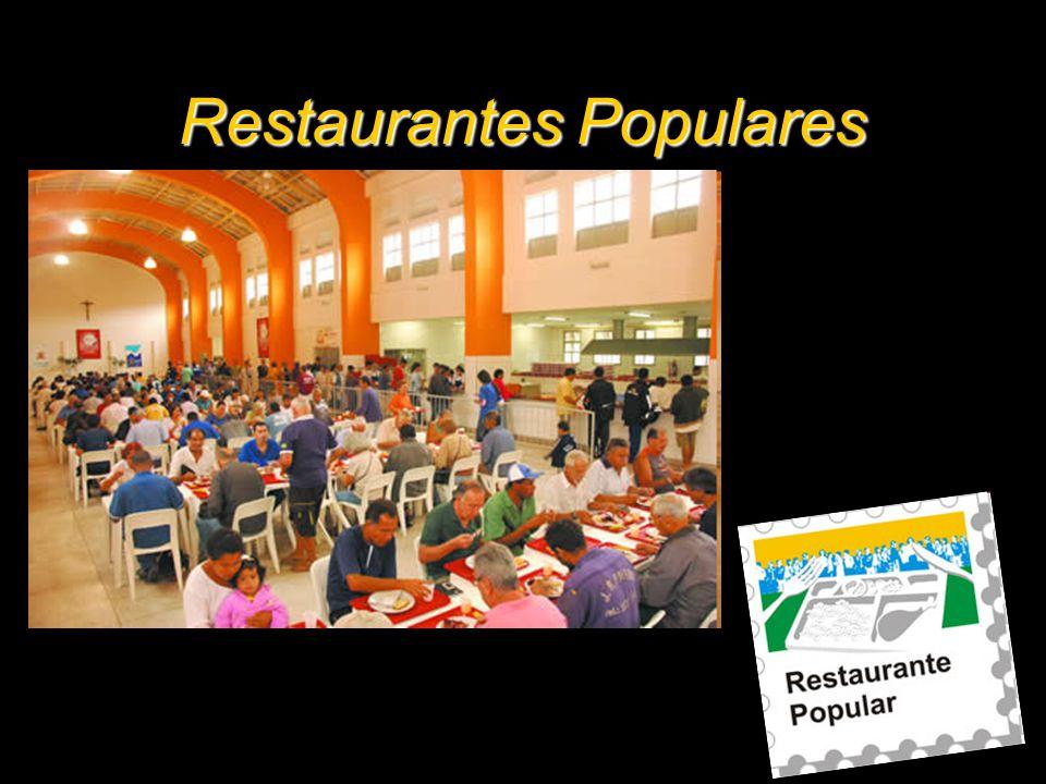 Restaurantes Populares