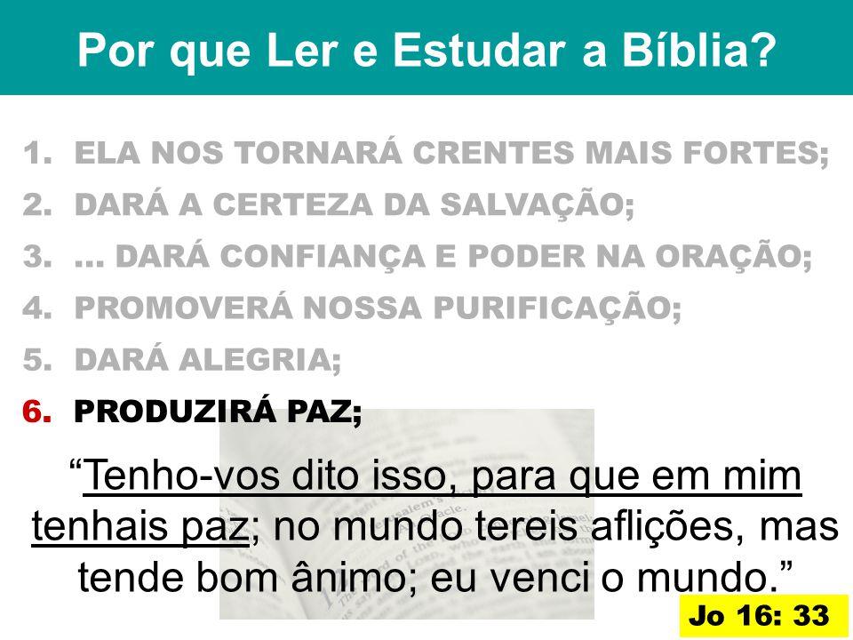Por que Ler e Estudar a Bíblia.1.