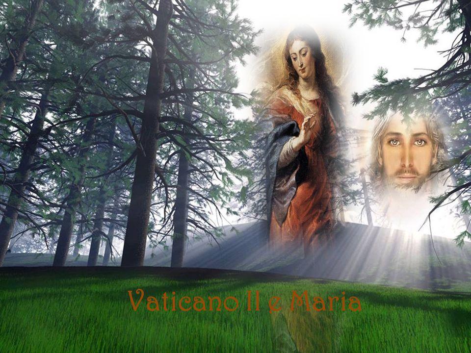 Vaticano II e Maria