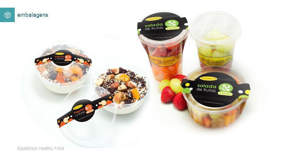 embalagens Equilibrium Healthy Food
