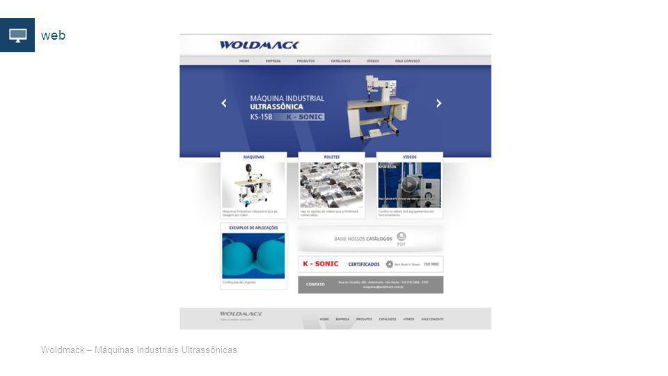 web Woldmack – Máquinas Industriais Ultrassônicas