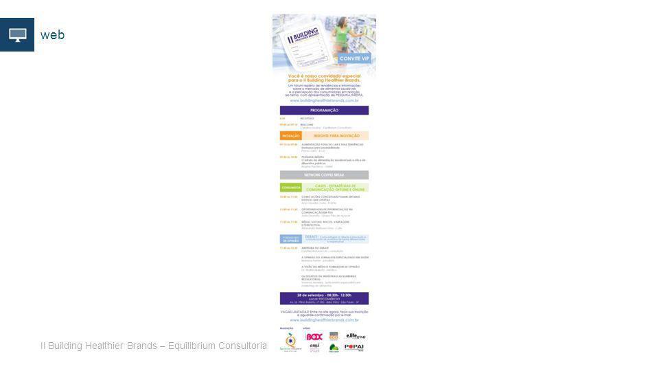 web II Building Healthier Brands – Equilibrium Consultoria