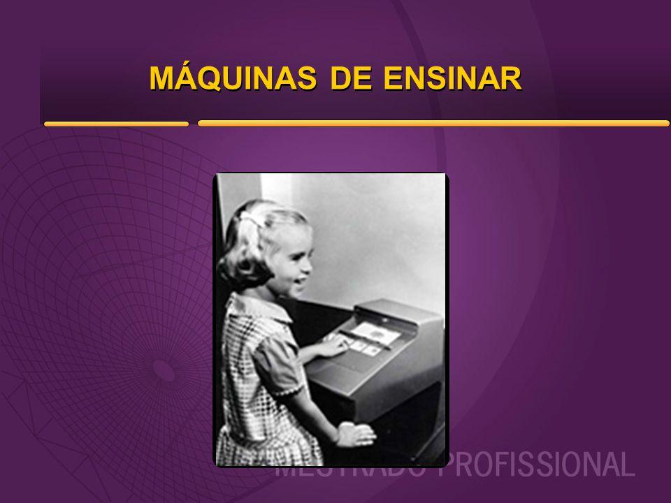 MÁQUINAS DE ENSINAR