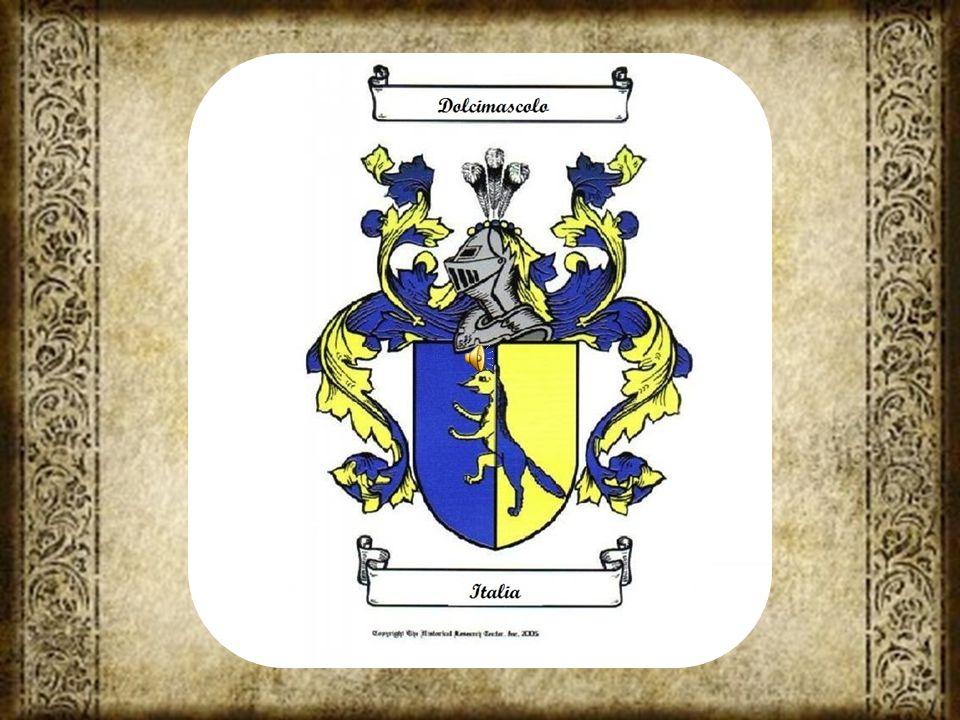Nesta instância particular, o sobre nome Dolcimascolo é uma composi- ção, um sobrenome com duas palavras sendo: Dolci com o significado em português de dôce, suave e mascolo um termo regional da palavra italiana maschio ou homem.