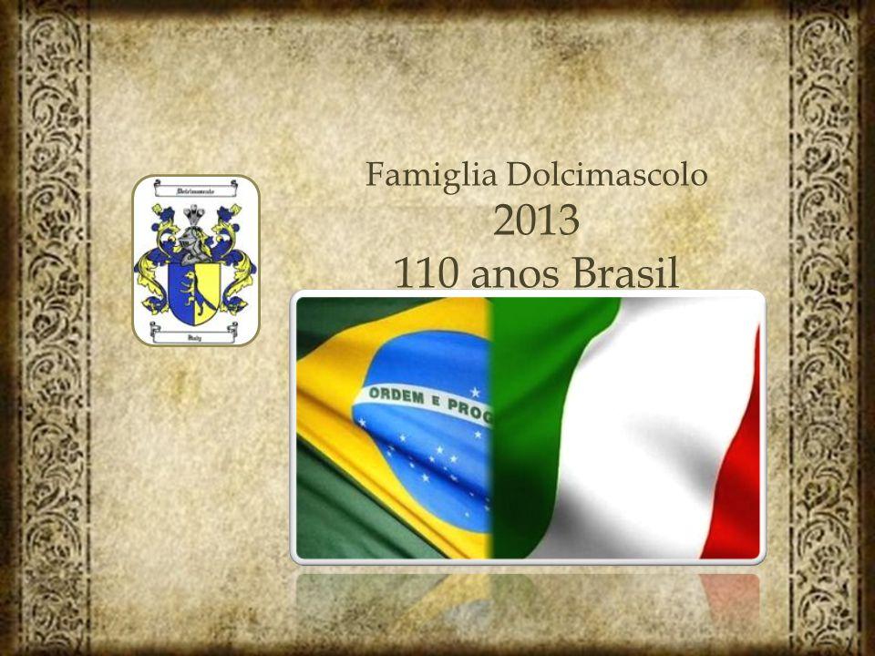 2013 110 anos Brasil
