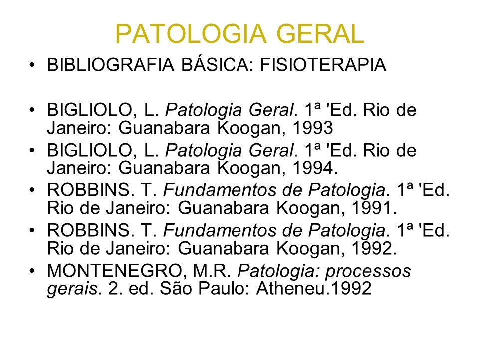 PATOLOGIA GERAL Normal fallopian tube