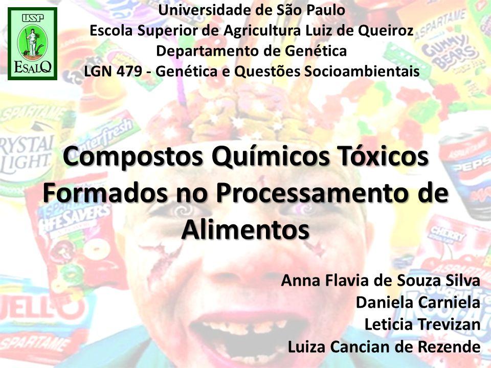 Universidade de São Paulo Escola Superior de Agricultura Luiz de Queiroz Departamento de Genética LGN 479 - Genética e Questões Socioambientais Anna F