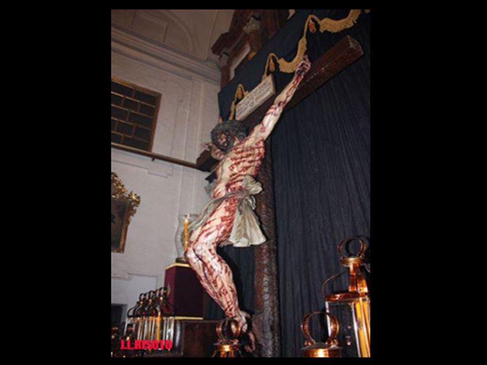 El Cristo de la Hermandad Universitaria de Córdoba ha sido realizado por el escultor sevillano y catedrático de la Universidad de Sevilla, Juan Manuel