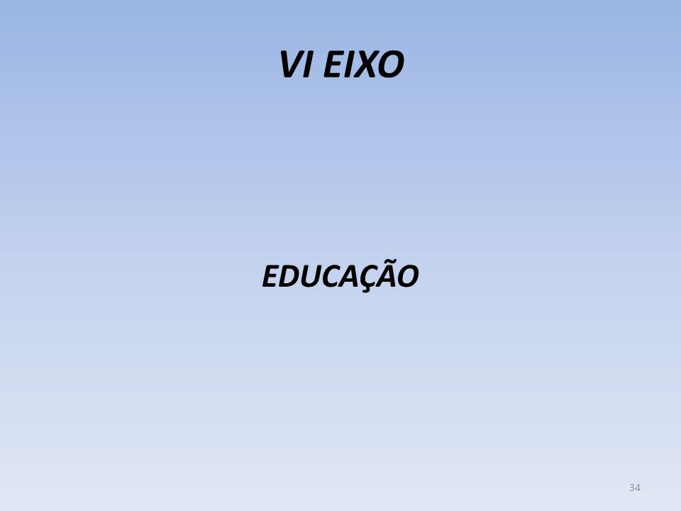 VI EIXO EDUCAÇÃO 34