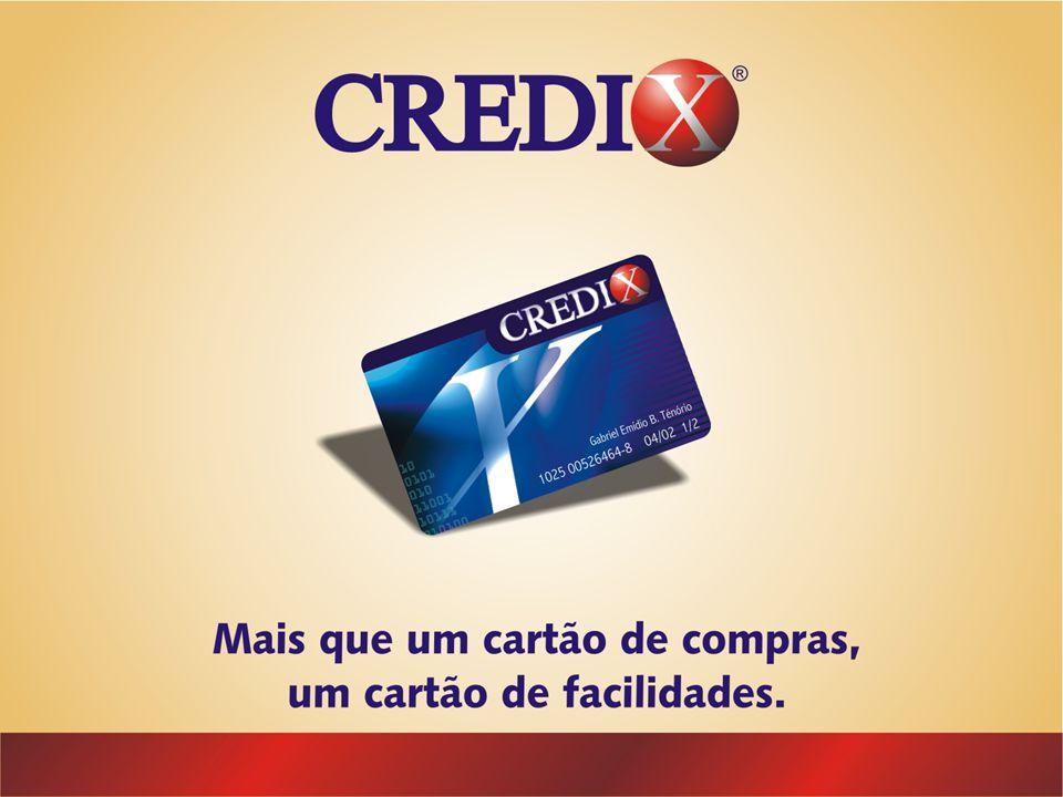 PORTFÓLIO A CREDIX conta com três produtos em seu portfólio, cada um com público e clientes diferentes.