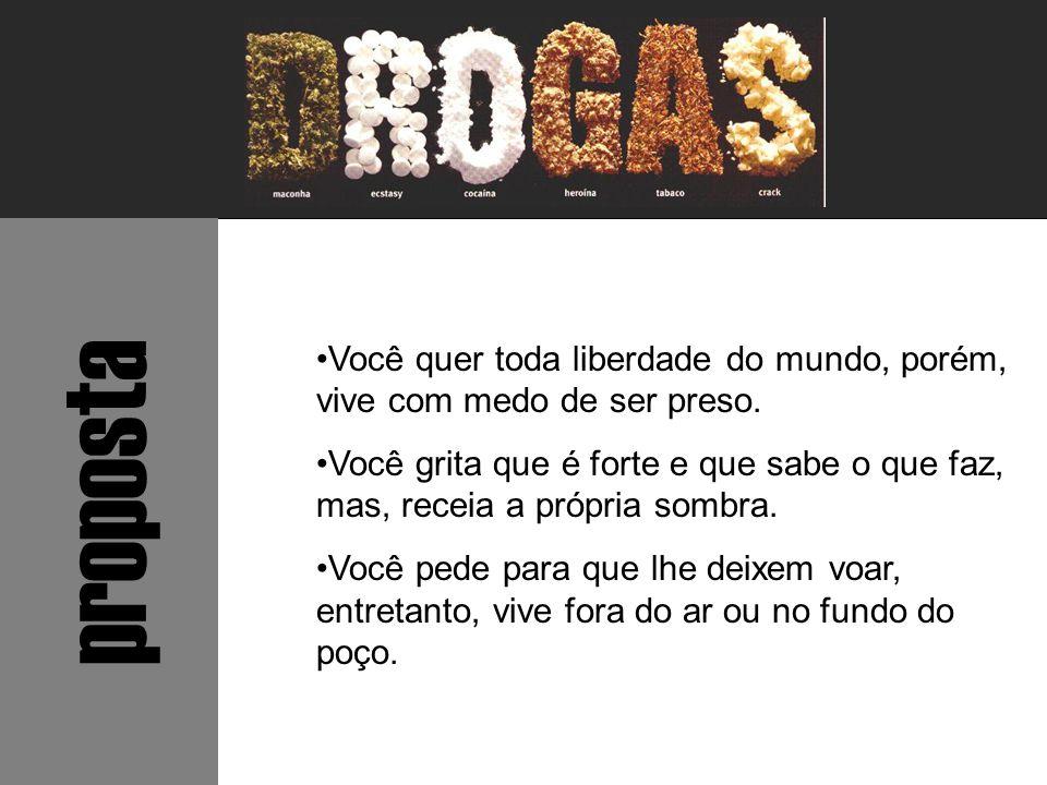 dados Cerca de 20% dos jovens de classe média já experimentaram drogas no Brasil.