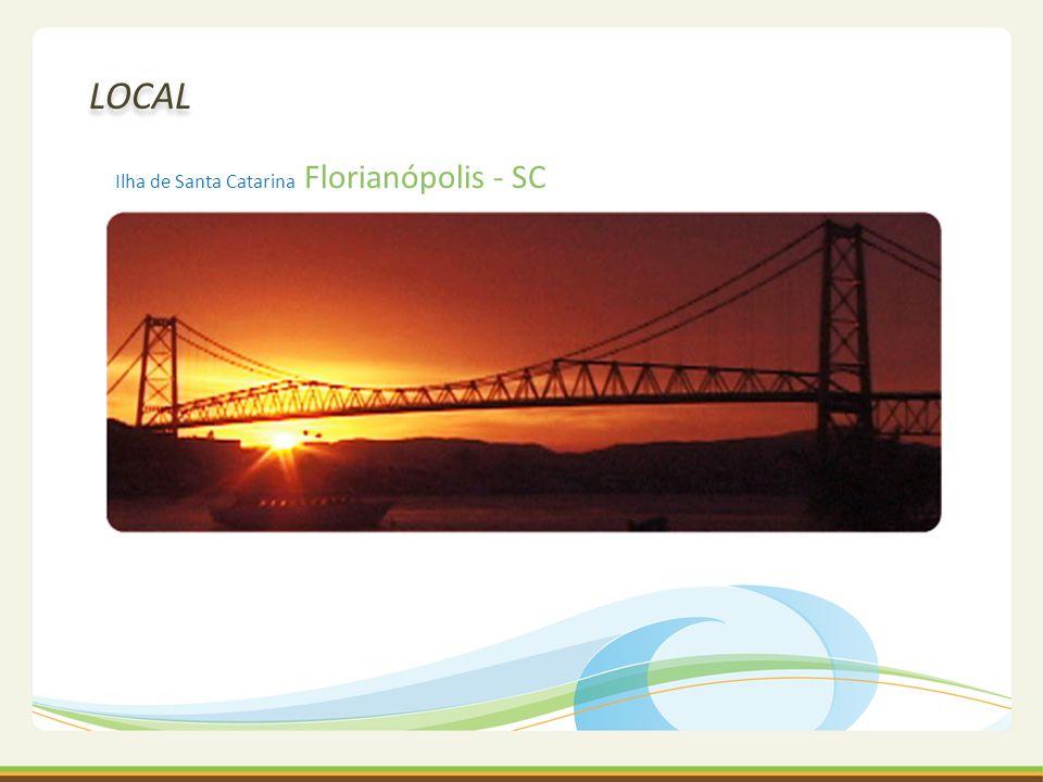 Ilha de Santa Catarina Florianópolis - SC LOCAL