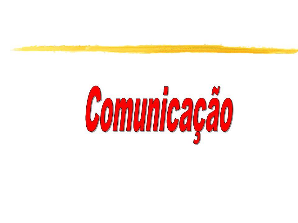 Administração da Comunicação Processo pelo qual idéias e valores são transmitidos entre indivíduos e organizações.