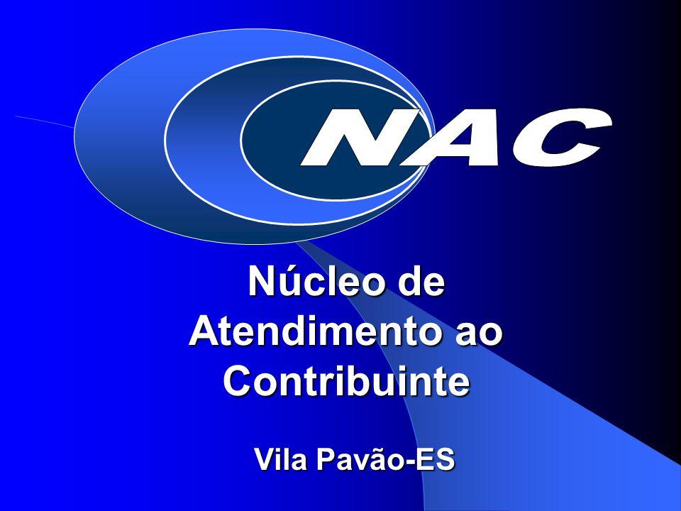 Núcleo de Atendimento ao Contribuinte Vila Pavão-ES