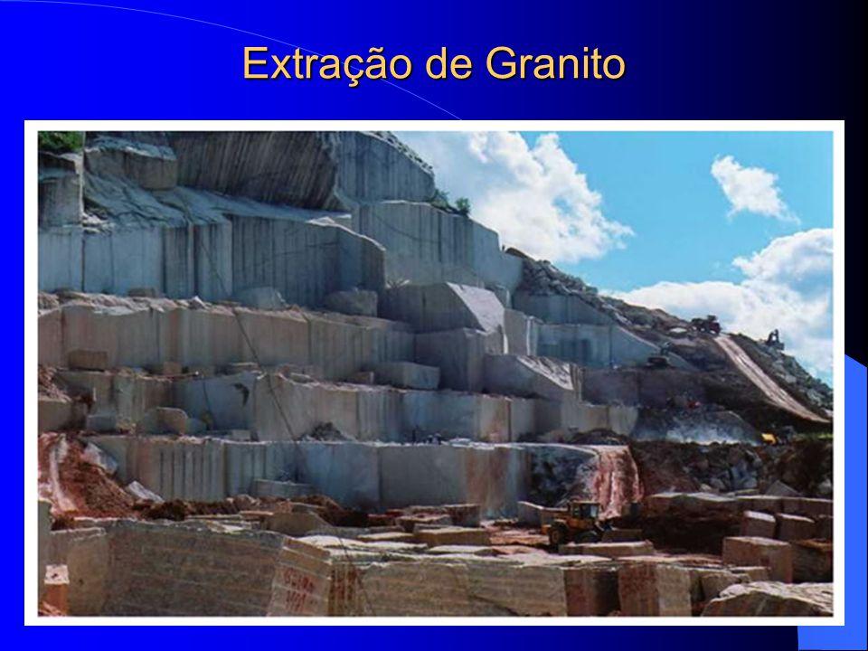 Extração de Granito