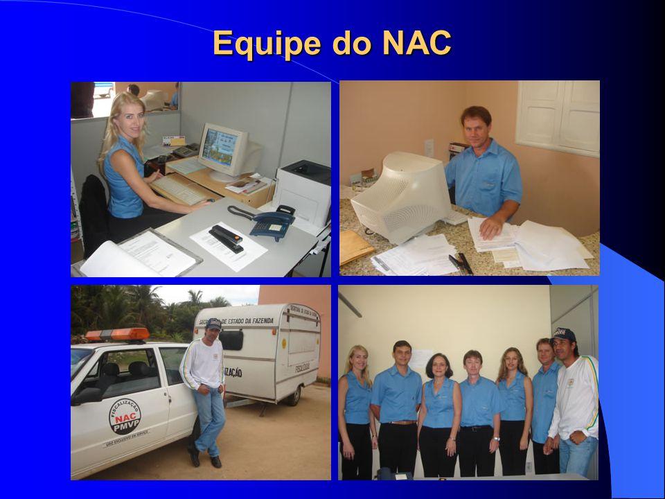 Equipe do NAC