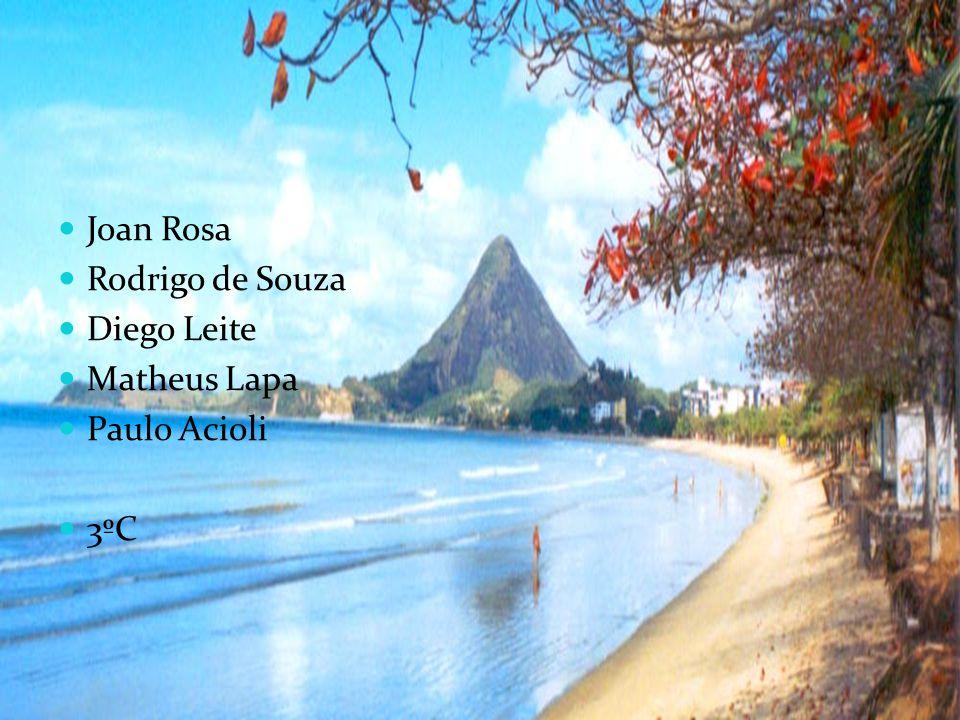 Joan Rosa Rodrigo de Souza Diego Leite Matheus Lapa Paulo Acioli 3ºC