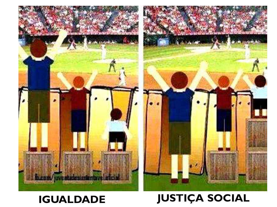 13 IGUALDADE JUSTIÇA SOCIAL
