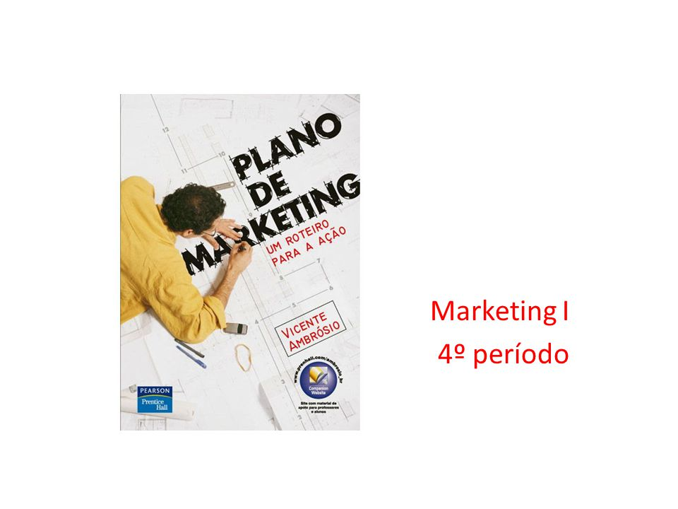 Marketing I 4º período