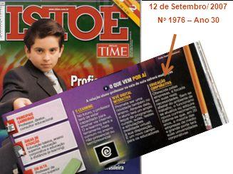 12 de Setembro/ 2007 N o 1976 – Ano 30