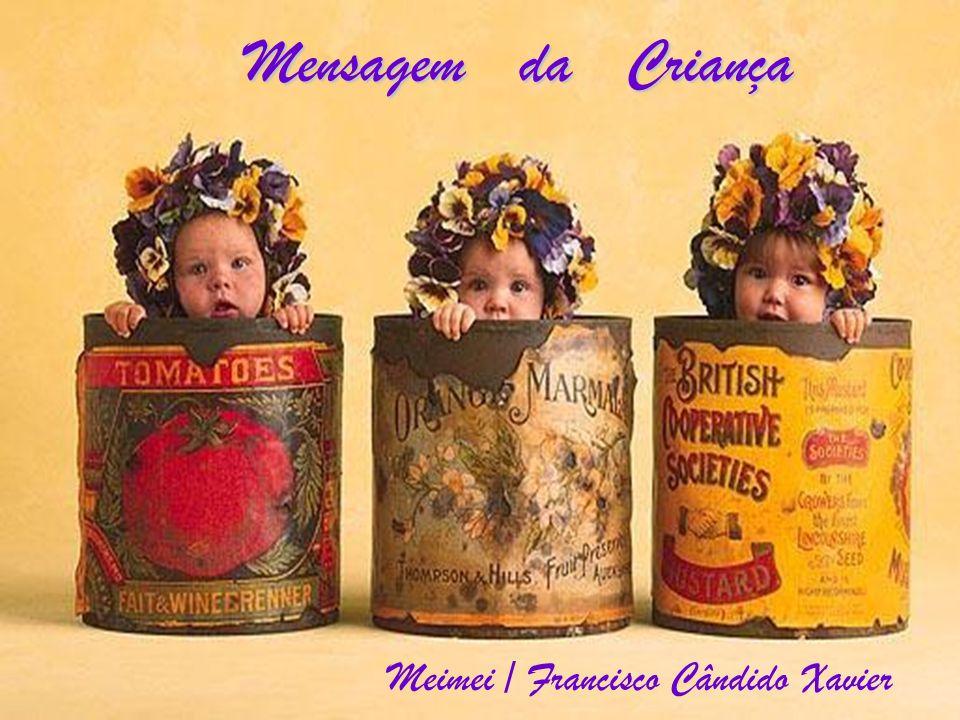 Mensagem da Criança Meimei / Francisco Cândido Xavier