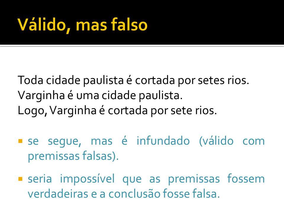 Toda cidade tem mais de 10 habitantes.verdade Varginha fica em Minas Gerais.