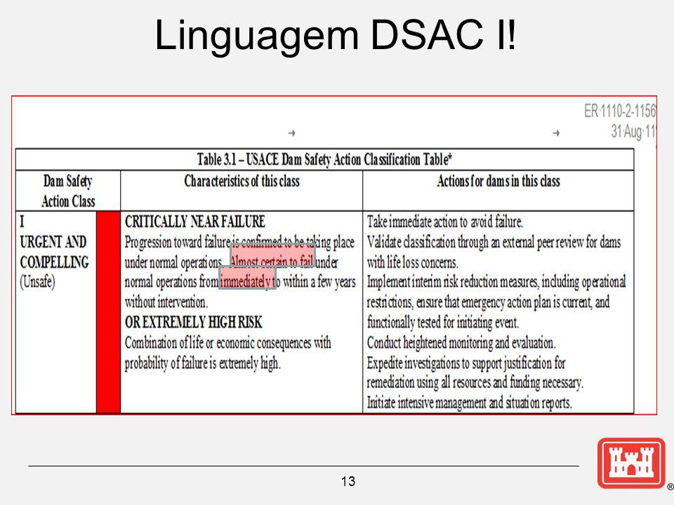 Linguagem DSAC I! 13