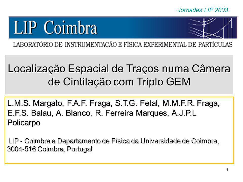 1 L.M.S. Margato, F.A.F. Fraga, S.T.G. Fetal, M.M.F.R.
