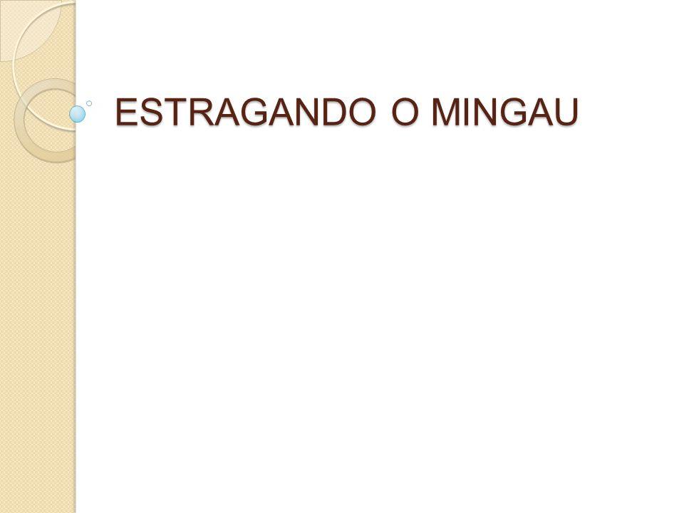 ESTRAGANDO O MINGAU
