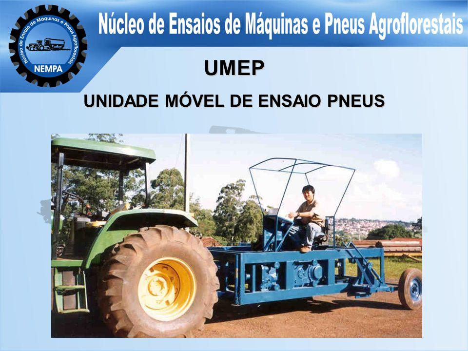 UMEP UNIDADE MÓVEL DE ENSAIO PNEUS