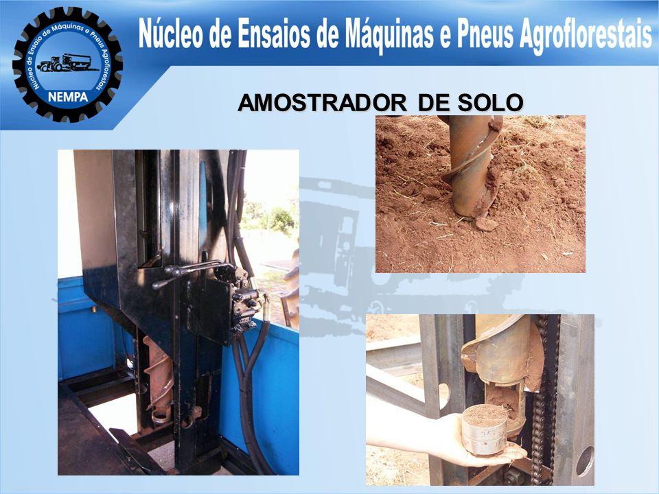 AMOSTRADOR DE SOLO