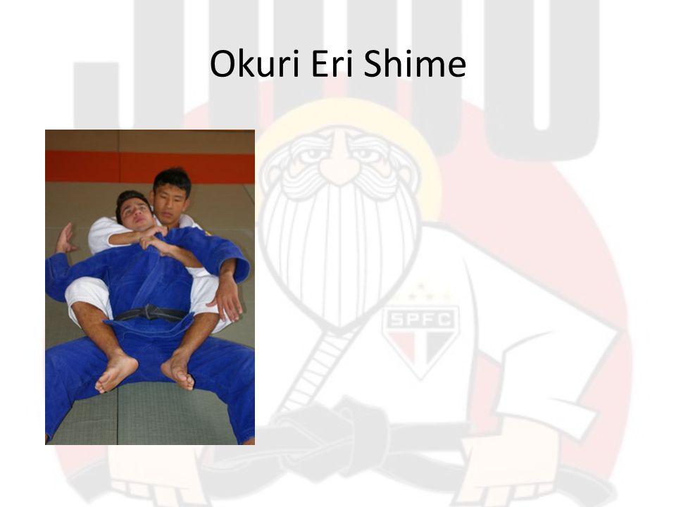 Okuri Eri Shime