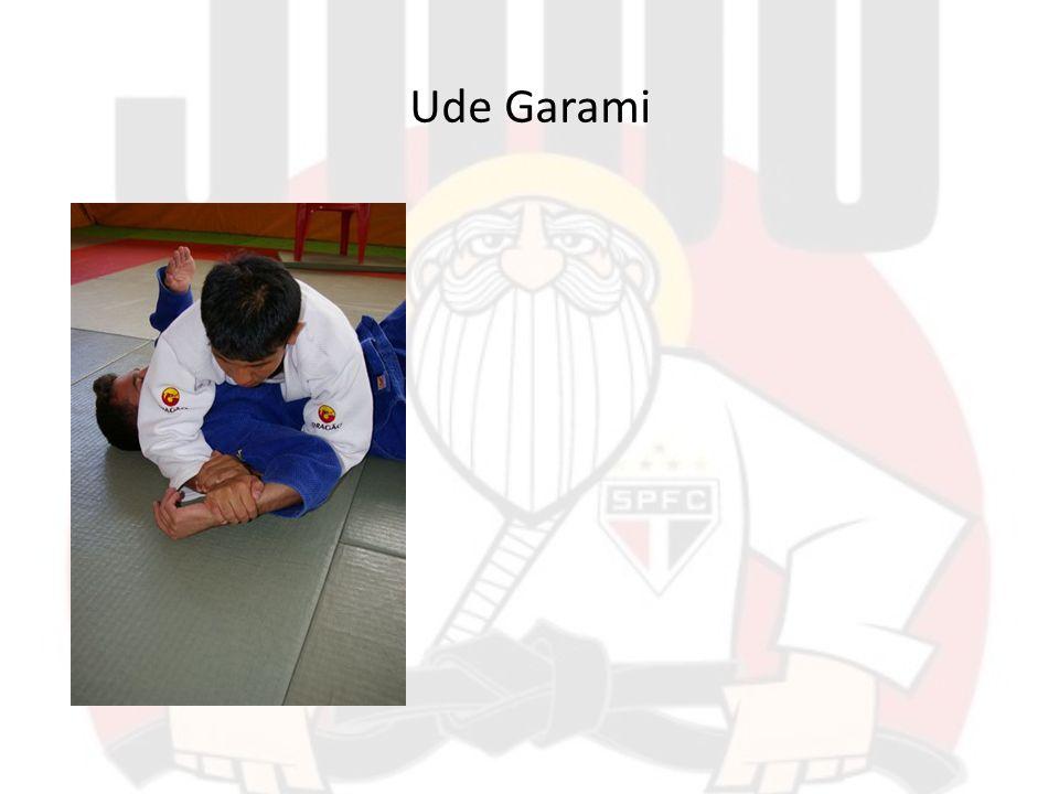 Juji Gatame