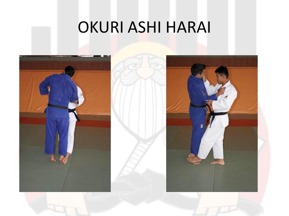 OKURI ASHI HARAI