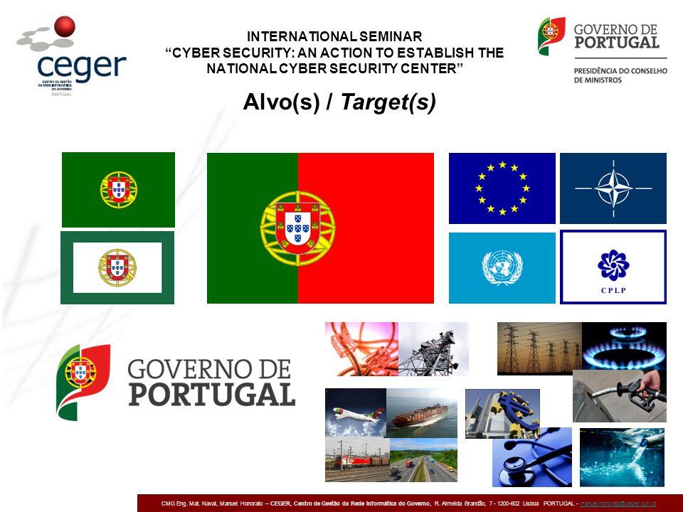 CMG Eng. Mat. Naval, Manuel Honorato – CEGER, Centro de Gestão da Rede Informática do Governo, R.