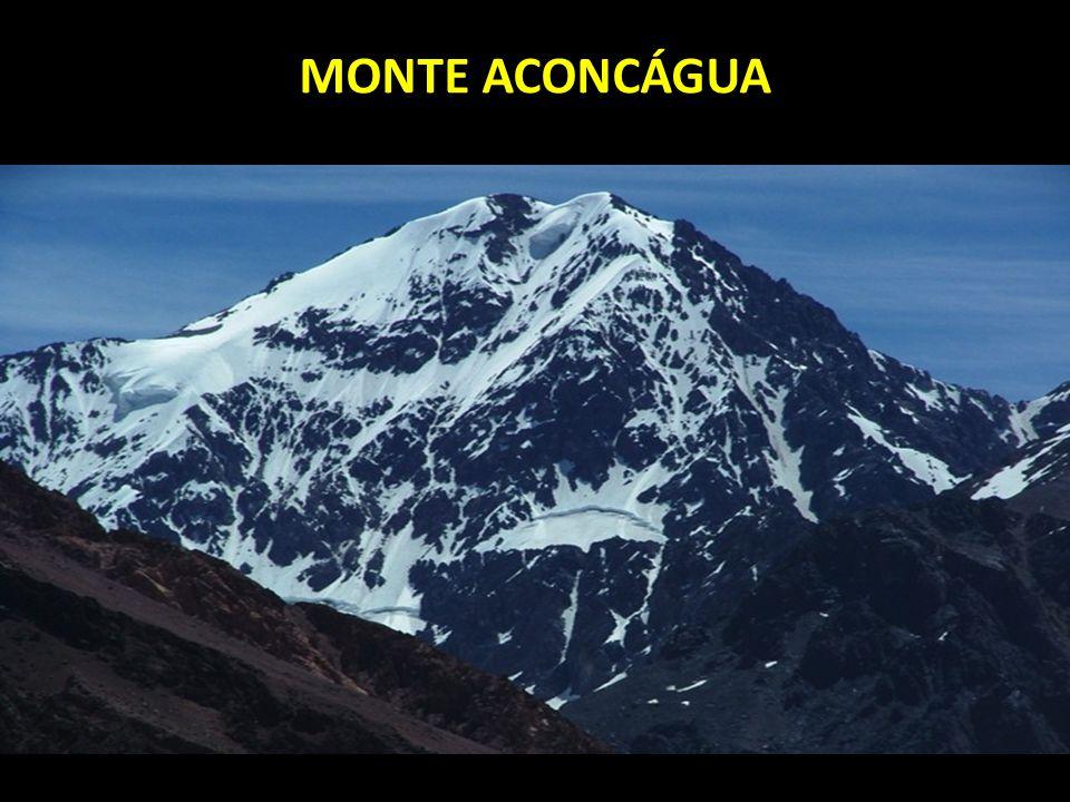 MONTE ACONCÁGUA