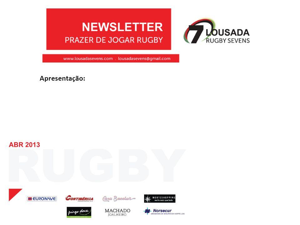 O Torneio Prazer de jogar rugby é: Um convívio entre jogadores e amantes da modalidade.