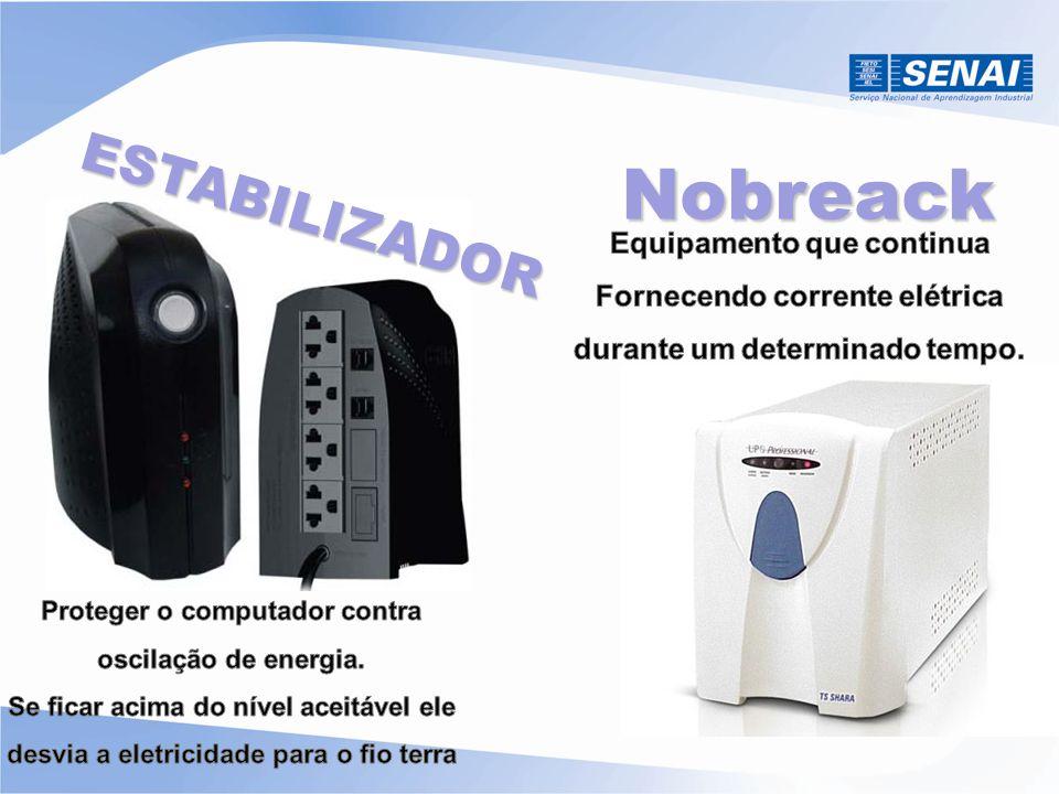 Nobreack ESTABILIZADOR