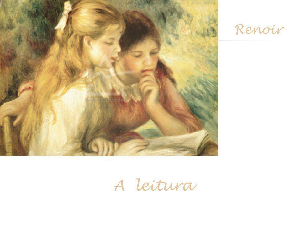 Renoir A leitura