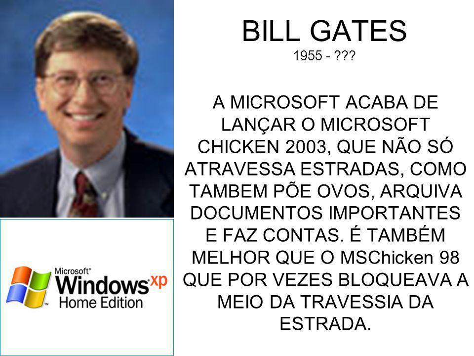 BILL GATES 1955 - .