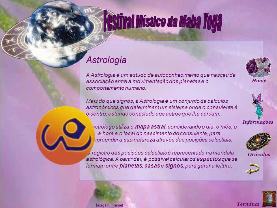 Imagem:Internet Astrologia A Astrologia é um estudo de autoconhecimento que nasceu da associação entre a movimentação dos planetas e o comportamento humano.