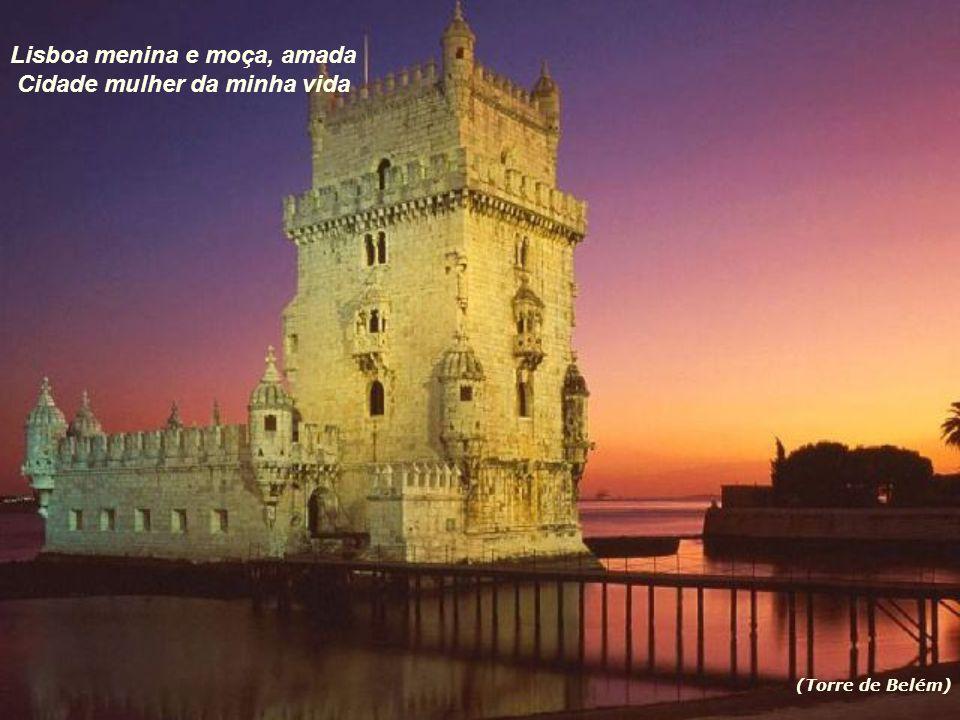 Cidade a ponto luz bordada Toalha à beira mar estendida