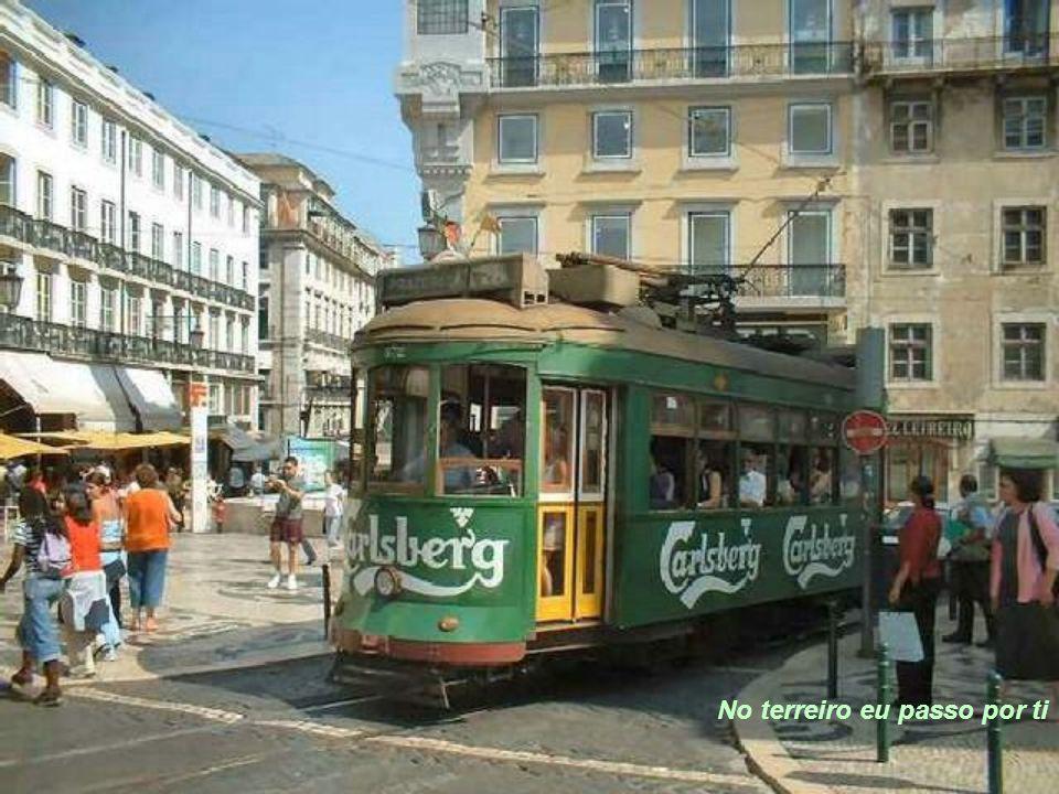 Lisboa menina e moça, amada Cidade mulher da minha vida (Torre de Belém)