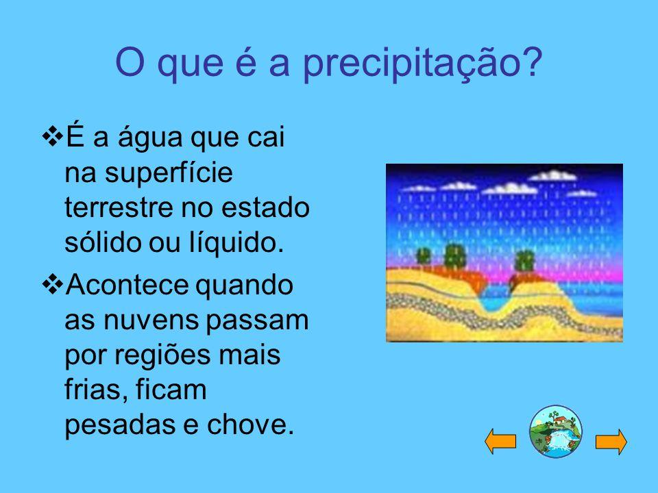 A água é um líquido abundante na natureza.Não apresenta sempre o mesmo aspecto.