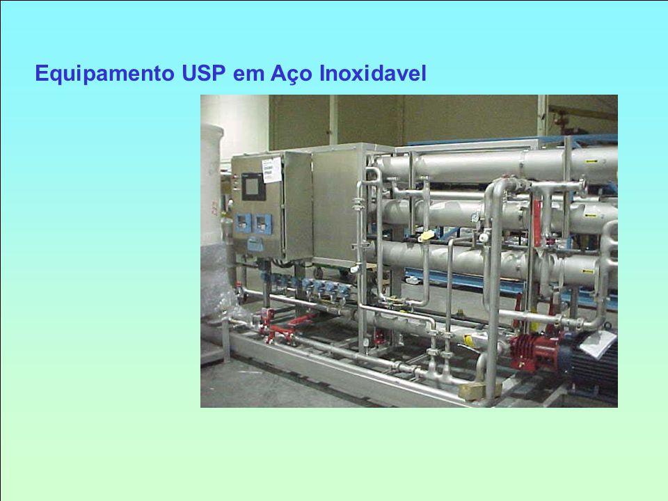 Equipamento USP em Aço Inoxidavel