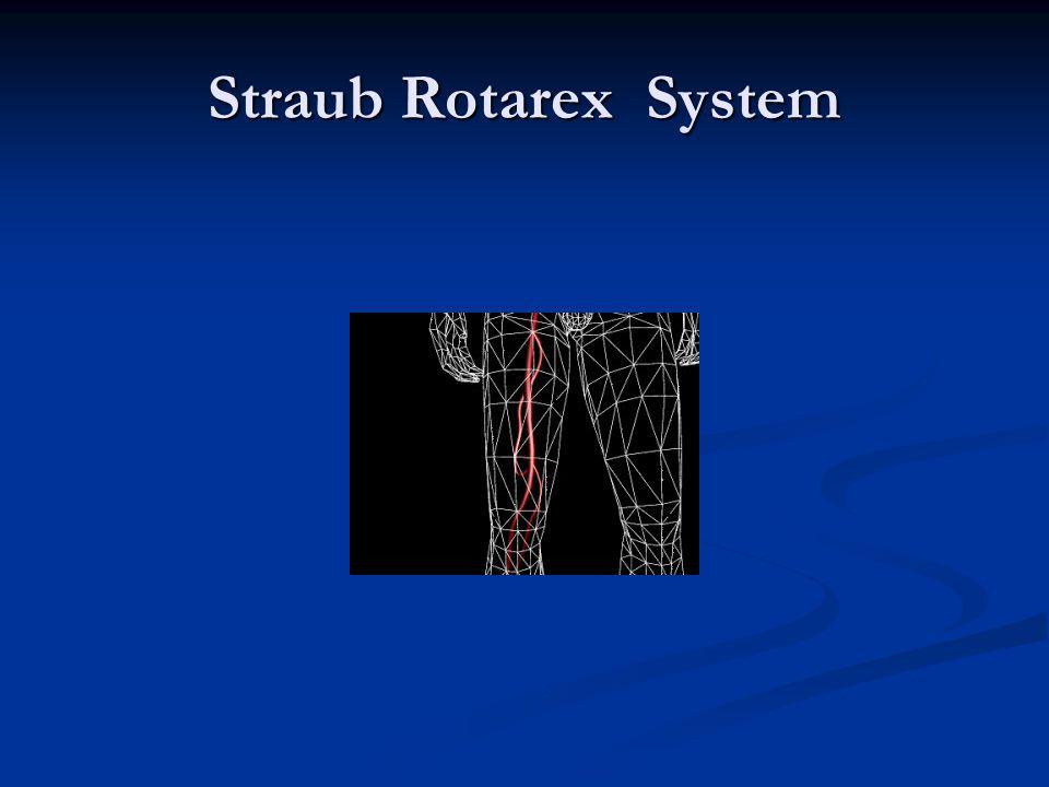 Straub Rotarex System