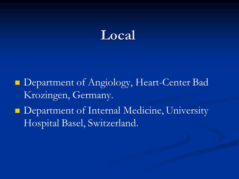 Amostragem Período de julho de 2000 a fevereiro de 2002 Período de julho de 2000 a fevereiro de 2002 98 pacientes consecutivos com diagnóstico de oclusão arterial.