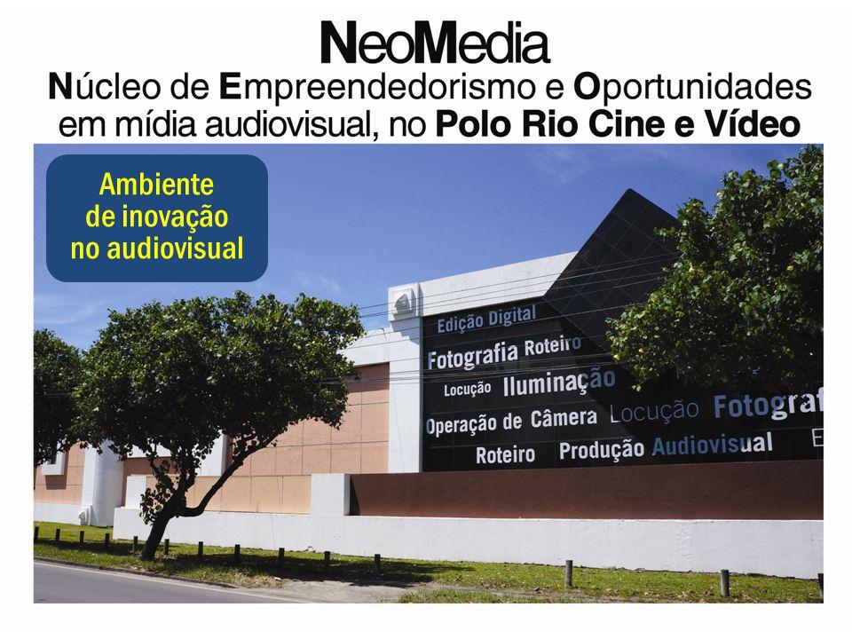 Ambiente de inovação no audiovisual